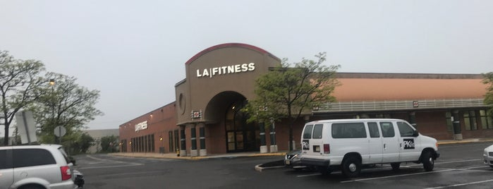 LA Fitness is one of Alexさんのお気に入りスポット.