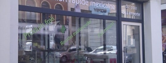 Taco Memo is one of Resto&Bar Lille.