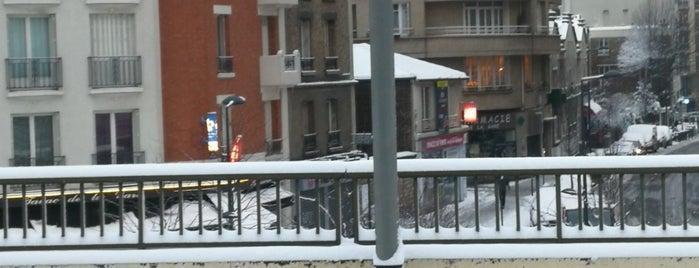 Gare SNCF de Vanves-Malakoff is one of Posti che sono piaciuti a Dr Michael.