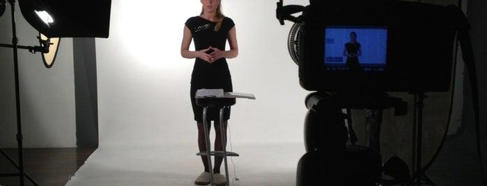 POPCORN studio is one of фотостудии.