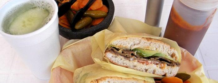 Tortas el Turco is one of Tijuana makes me hungry.