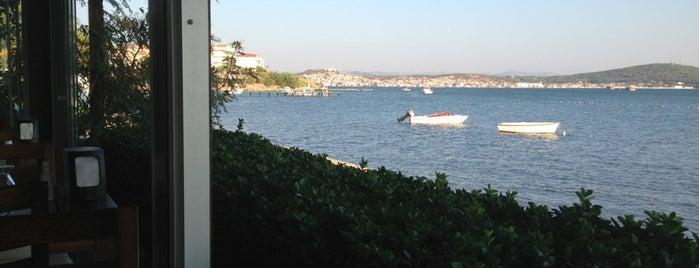Teos Meze & Balık is one of Kayhan 님이 저장한 장소.