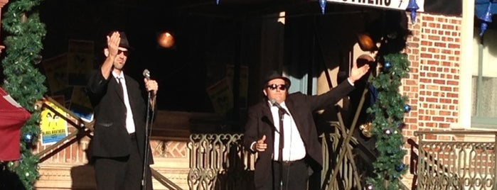 The Blues Brothers Show is one of Orlando/2013.