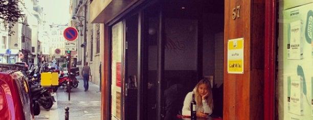 Alice pizza is one of Restos Parisiens.