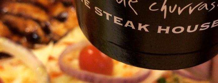 Mania de Churrasco Prime Steak House is one of Andre'nin Beğendiği Mekanlar.