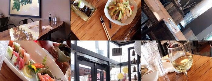 Tani's Japanese Kitchen & Sushi Bar is one of Alaska miles.