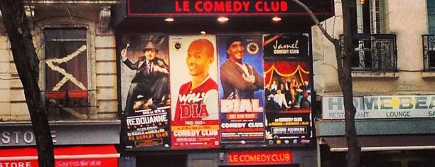 Comedy Club is one of Paris.