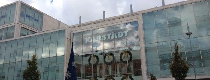 Galeria Karstadt Kaufhof is one of Posti che sono piaciuti a Clemens.