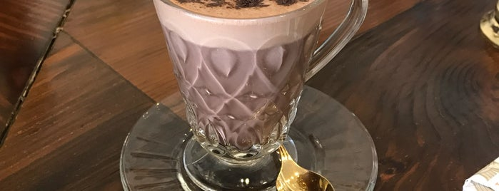 Lixie Chocolaterie is one of Hot Chocolate's of Sydney.