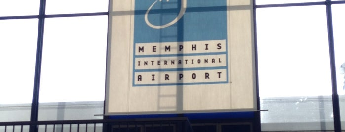 Memphis International Airport (MEM) is one of Airports~Part 2....
