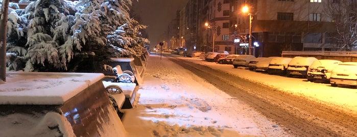 Hat Boyu TCDD Yürüyüş Yolu ve Parkı is one of Eskişehir.