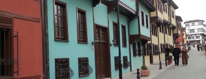 Odunpazarı is one of Eskişehir ve İlçeleri.