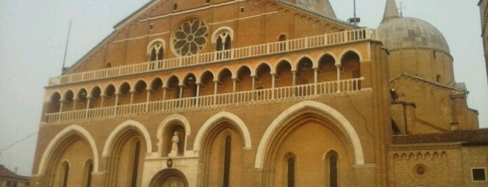 Padova is one of Italian Cities.