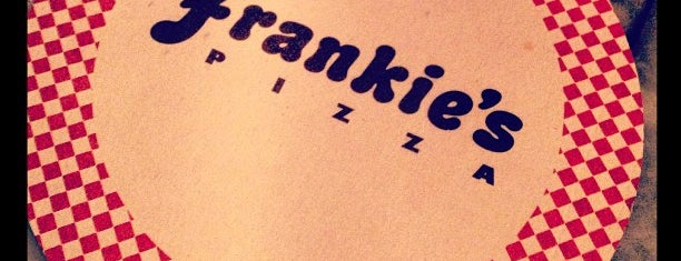 Frankie's Pizza is one of Down under? I hardly know her!.