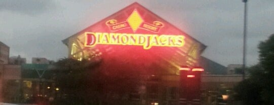 Diamond Jack's Casino and Resort is one of Places To Gamble Near DFW.