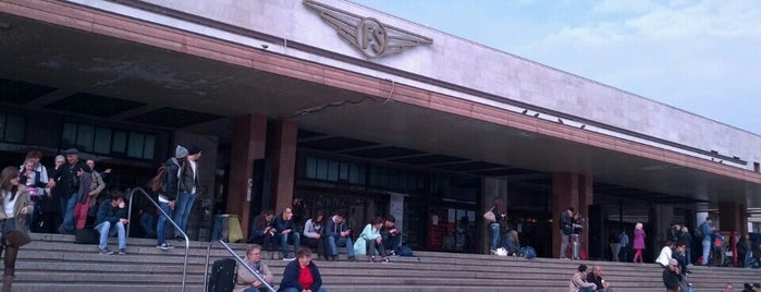 Gare de Venise Santa Lucia (XVQ) is one of Follow the Orient Express — Şark Ekspresi.