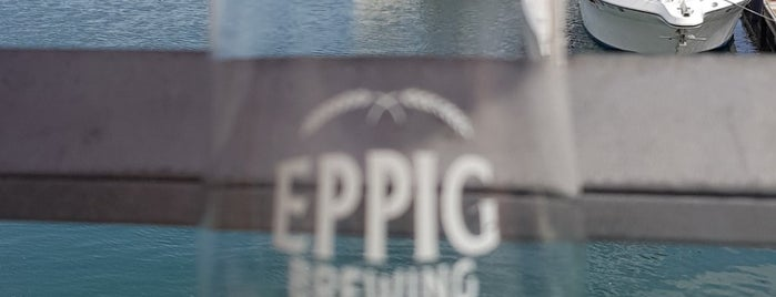 Eppig Brewing Waterfront Biergarten is one of San Diego, CA.