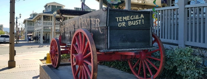 City of Temecula is one of so cal.