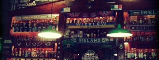 Wicklow Irish Pub is one of Tempat yang Disukai Jorge.