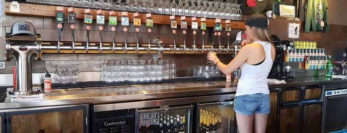 Great Divide Barrel Bar is one of Denvah.