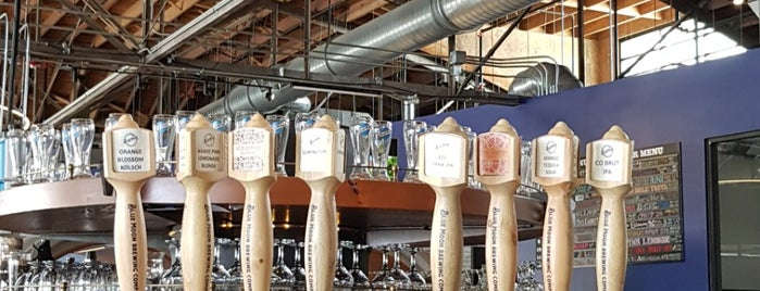 Blue Moon Brewing Company @ RiNo District is one of Breweries I've Visited.