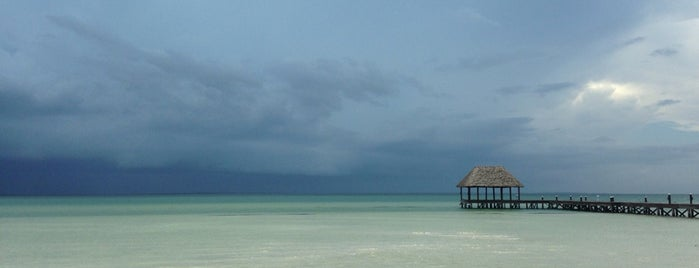 Punta Coco is one of Holbox Recs.