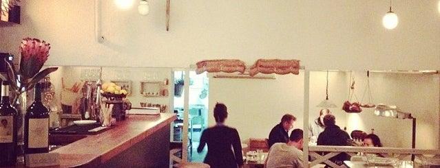 Lo de Flor is one of restaurants bcn.