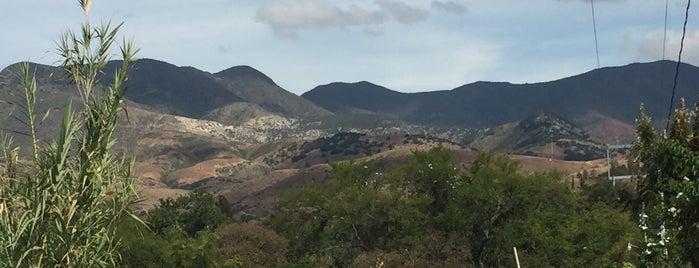 Santa Catarina Minas is one of Oaxaca.