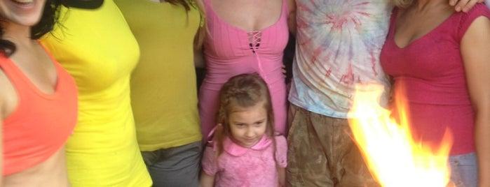 Atana Rainbow Party is one of Locais curtidos por Aleksandra.
