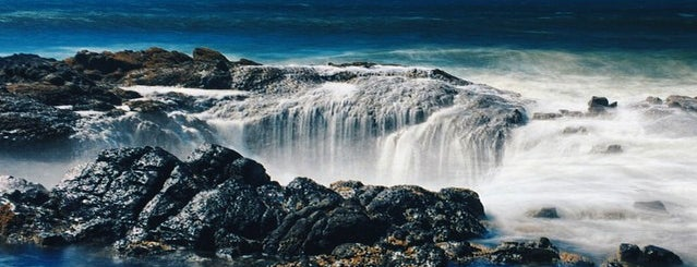 Thor's Well is one of Portland.