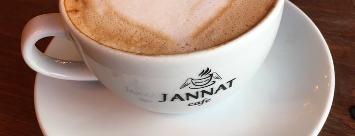 Jannat Cafe is one of Şevketさんのお気に入りスポット.