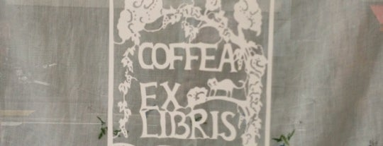COFFEA EXLIBRIS is one of Must-visit Coffee Shops in 世田谷区.