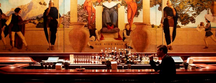 King Cole Bar is one of #myhints4NewYorkCity.