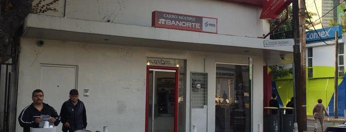 Banorte is one of Natalia'nın Beğendiği Mekanlar.