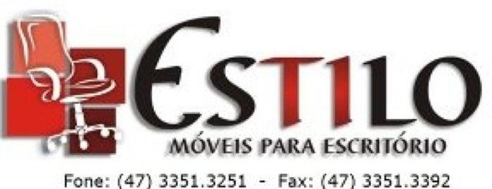 Estilo Equipamentos para Escritórios Ltda is one of Orte, die Luis Gustavo gefallen.