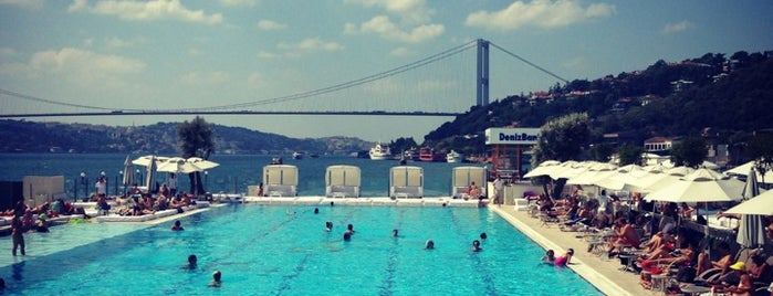 Suada Havuzu is one of Best Beaches and Pools in Istanbul.