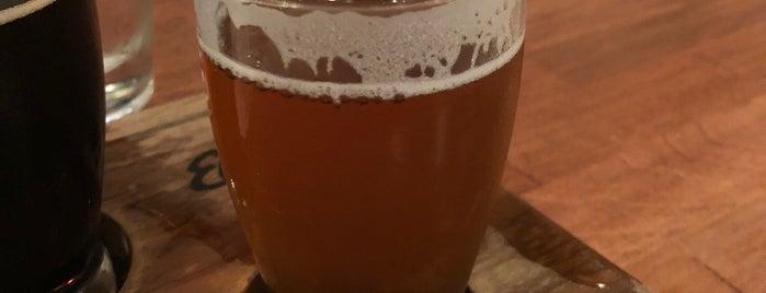 The Public House by Evan's Brewing Co is one of Posti che sono piaciuti a Alyssa.