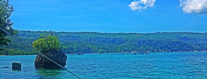 Samal Island is one of Posti che sono piaciuti a Angelika.