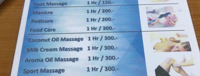 new sabai sabai massage is one of Orte, die Anastasia gefallen.