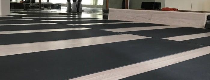 Avante Yoga is one of สถานที่ที่บันทึกไว้ของ Natalya.