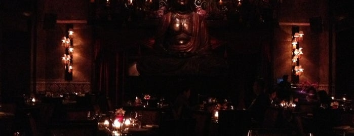 Buddha Bar is one of Faves.