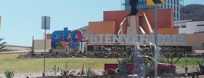 Guanajuato Capital is one of Lugares favoritos de Gerard.