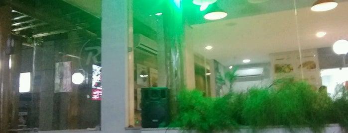 Dezessete Restô Lounge is one of Charles Souza Madureira: сохраненные места.