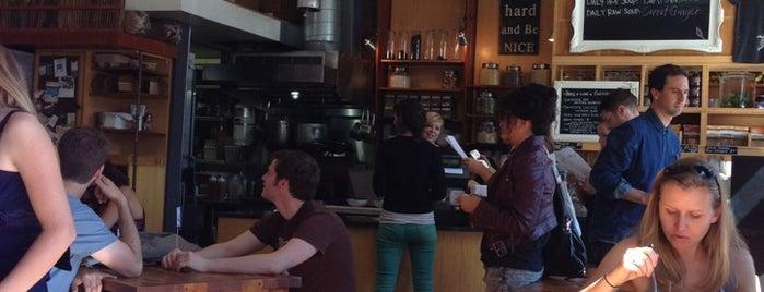 Prasad Cuisine is one of Portlandia Pilgrimage.