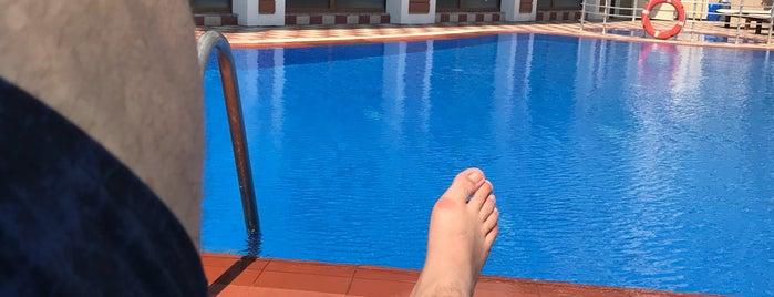 Ketenci hotel havuz başı is one of Marmaris.