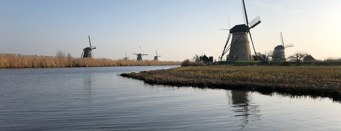 Museummolen werelderfgoed Kinderdijk is one of Nizozemí.
