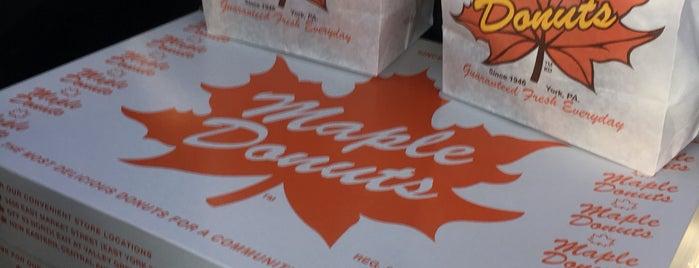 Maple Donuts is one of Jon : понравившиеся места.
