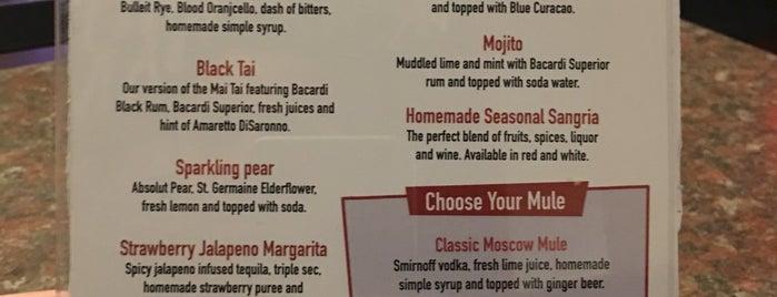 Newtowne Grille is one of Jon : понравившиеся места.