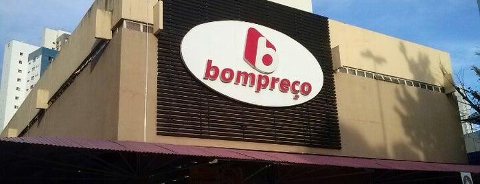 Bompreço is one of Lugares recomendados.