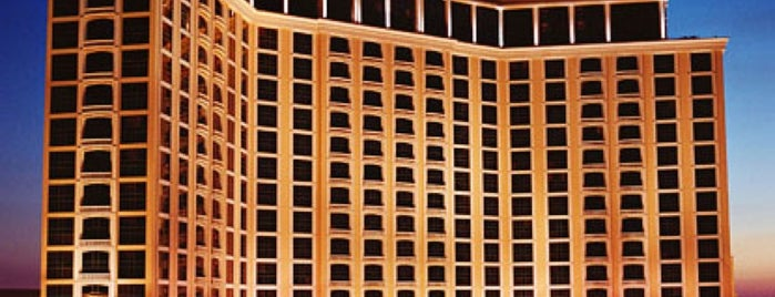 Beau Rivage Resort & Casino is one of Posti salvati di Samantha.